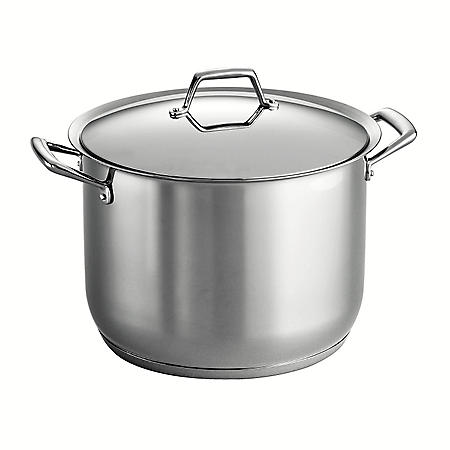 Tramontina Gourmet - Prima 16-Quart Covered Stock Pot