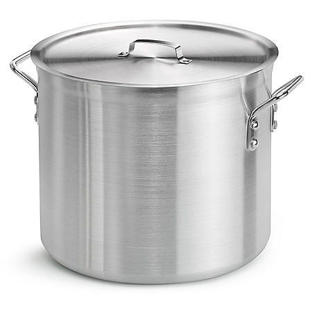 Member's Mark 24-Qt. Covered Aluminum Stock Pot