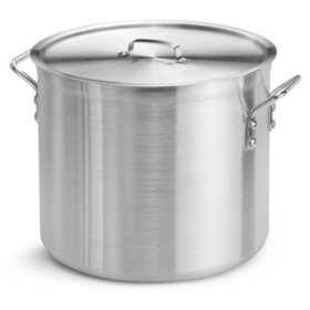 Member's Mark 24 Qt. Covered Aluminum Stock Pot