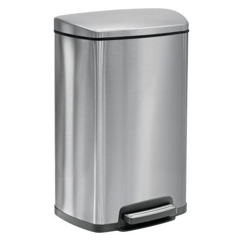 Tramontina - Step Can Rectangular Waste Bin with Freshener System  - 13 Gallon