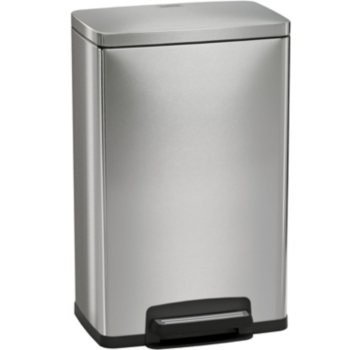 Tramontina Stainless Steel Step Trash Can