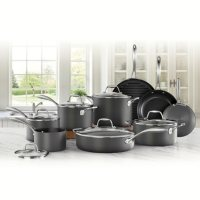 Member's Mark Nonstick 15-Piece Cookware Set by Tramontina Deals