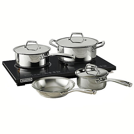 Tramontina 8-Piece Induction Cooking System