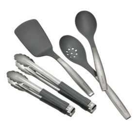 Tramontina 5-Piece Kitchen Utensil Set