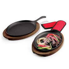 Tramontina Fajita Pan Set, 6-piece