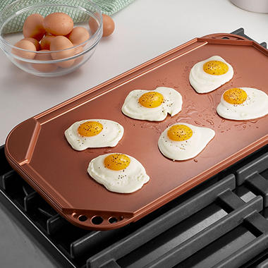 Tramontina Reversible Grill/Griddle (Assorted Colors)