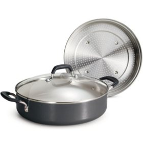 Tramontina Nonstick Everyday Pan, 5.5 qt. (Assorted Colors)