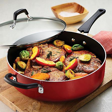 Tramontina 5.5 Quart Nonstick Deep Saute Pan (Assorted Colors)