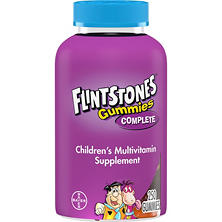 Flintstones Gummies Complete Vitamin Supplement (250 ct.)