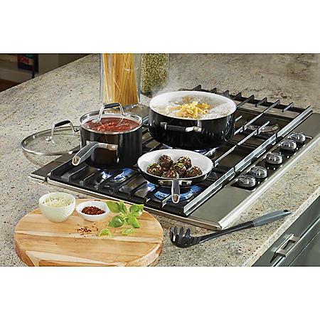 Calphalon Select 8-Piece Ceramic Nonstick Cookware Set