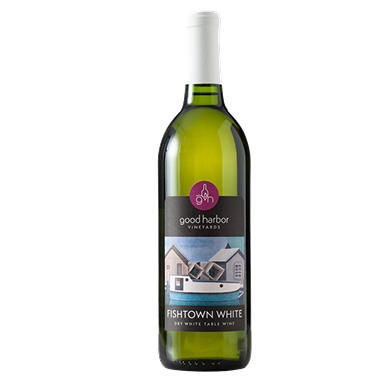 Good Harbor Vineyards Fishtown White Wine (750 mL)