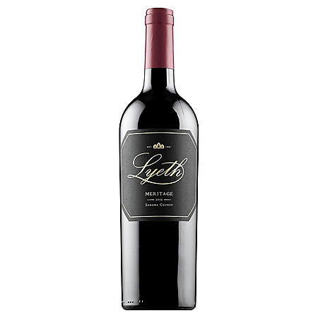 Lyeth Meritage Red Blend Sonoma County (750 ml)