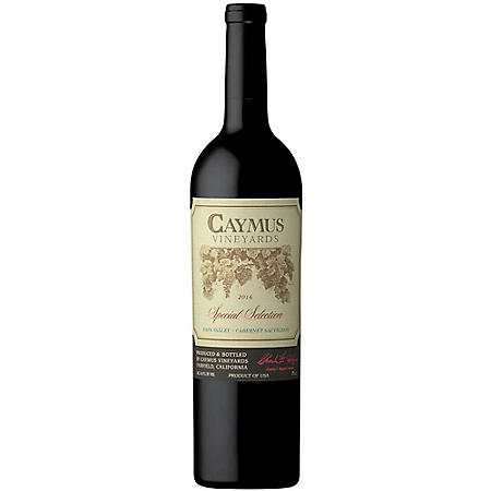 +CAYMUS 750ML SPECIAL SELECT CAB