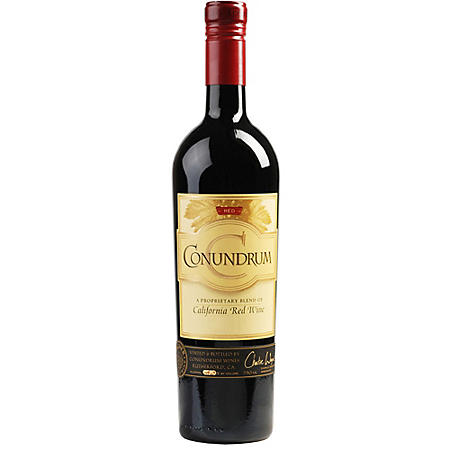 Conundrum Red Blend (750 ml)