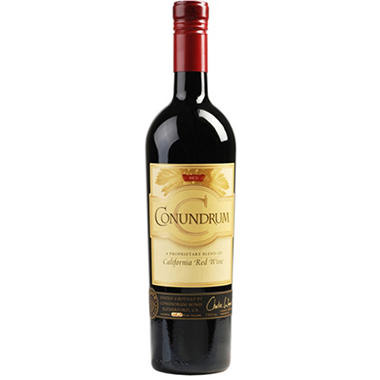 Conundrum Red Wine Blend (750 ml)