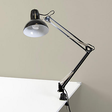 Swing Arm Lamp (Assorted Colors)