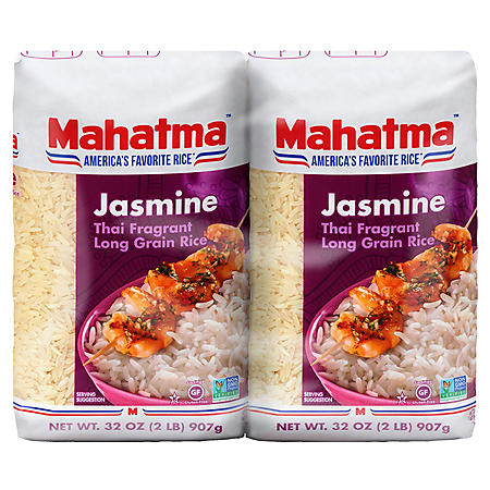 Mahatma Jasmine Enriched Long Grain Rice (64 oz.)
