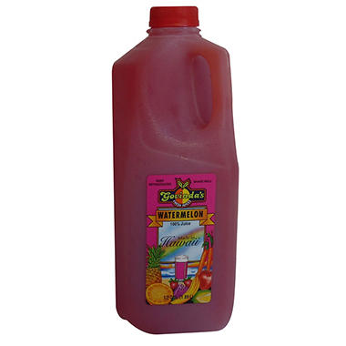 Govinda's Watermelon Juice - 1/2 gal.