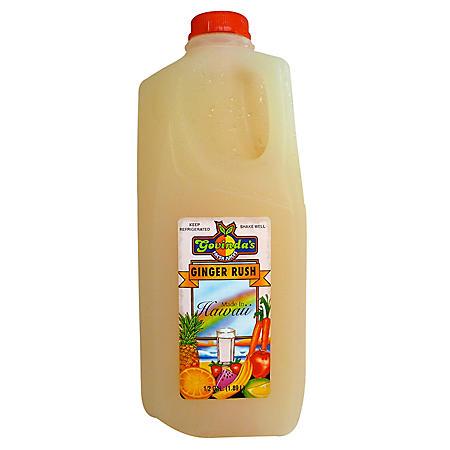 Govinda's Ginger Rush (0.5 gal.)