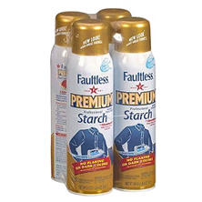 Faultless® Professional Starch - 4/20z
