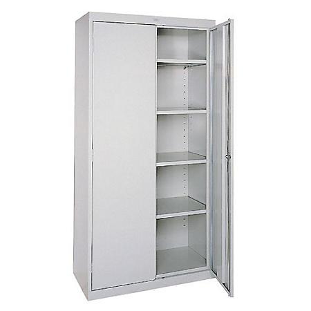 Sandusky Welded-Steel Storage Cabinet (Assorted Colors)