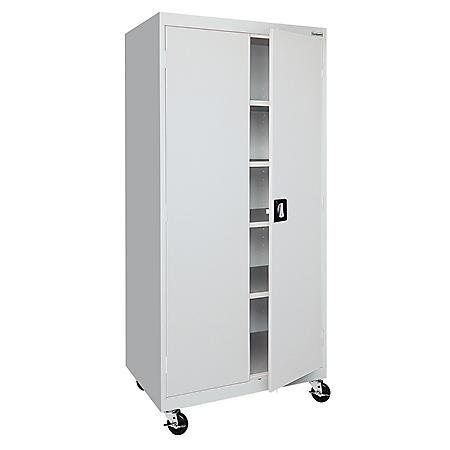 "Sandusky Classic Series Combination Cabinet (36""W x 18""D x 72""H)"