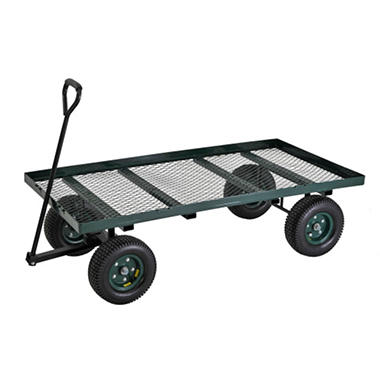 heavy duty collapsible wagon image