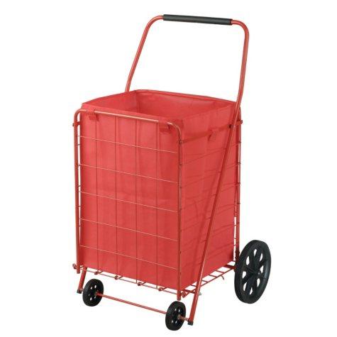 Sandusky 4 Wheel Utility Cart with Liner