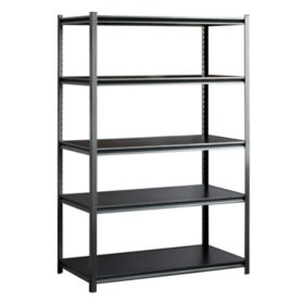 Muscle Rack 5-Level Heavy Duty Steel Shelving
