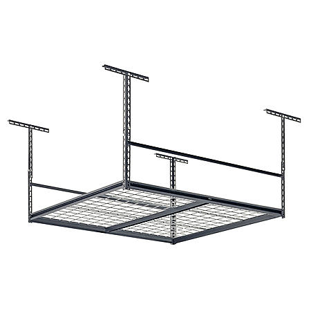 Muscle Rack Overhead Garage Adjustable Ceiling Storage Rack