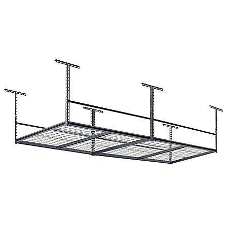 Muscle Rack Overhead Garage Adjustable Ceiling Storage