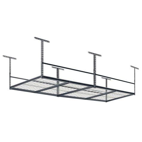 Muscle Rack Overhead Garage Adjustable Ceiling Storage Rack