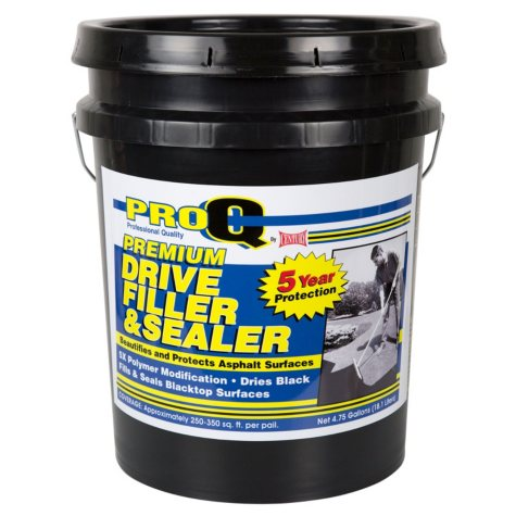 Century ProQ Premium Driveway Filler and Sealer (4.75 Gallons)