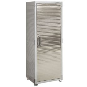 Seville Clics Ultrahd 1 Door Lockable Storage Cabinet 24 W X 18