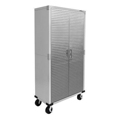Seville Classics UltraHD Tall Storage Cabinet Sams Club