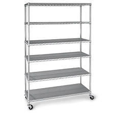 Member's Mark 6-Level Commercial Storage Shelving