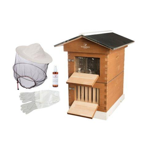SummerHawk Ranch Mason Jar Beehive Kit