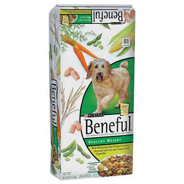 Purina Beneful Dog Food 40 Lb Bag Sams Club