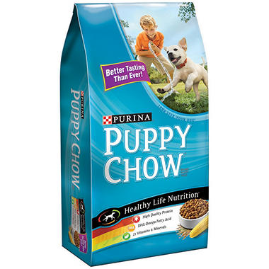 Purina Puppy Chow Puppy Food - 34 lb.