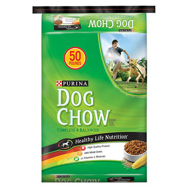 Purina Dog Chow - 50 lbs.