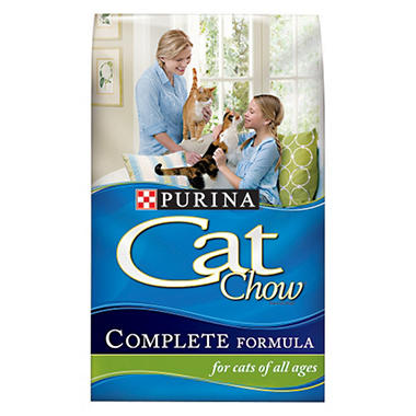 Purina Cat Chow Complete Formula - 18.5 lbs.