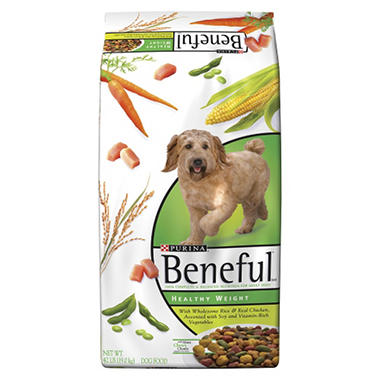 Purina Beneful Healthy Weight - 42 lbs.