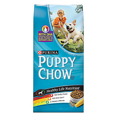 Purina Puppy Chow - 37.5 lbs.