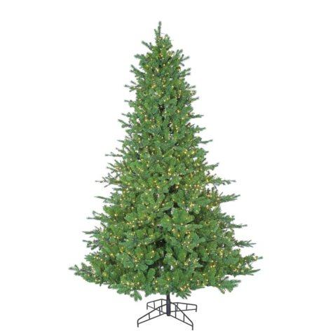 7.5' Micro LED Pacific Pine Christmas Tree