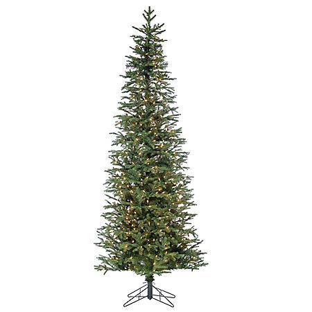 7.5' Narrow Jackson Pine Christmas Tree