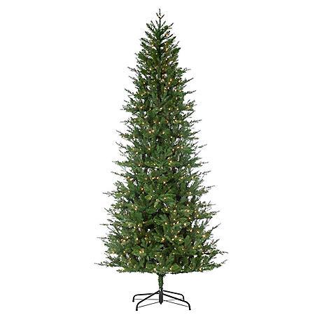 9' Natural Cut Manitoba Pine Christmas Tree