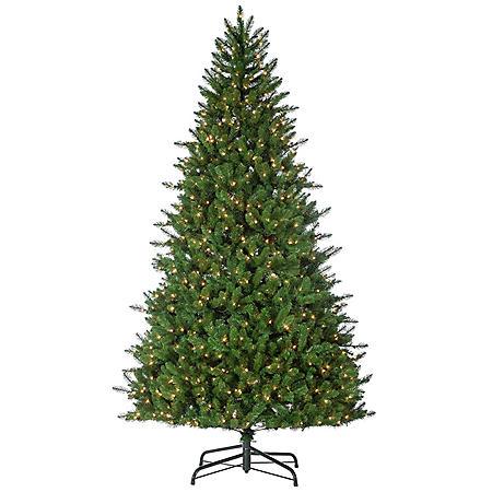 9' Stone Pine Christmas Tree