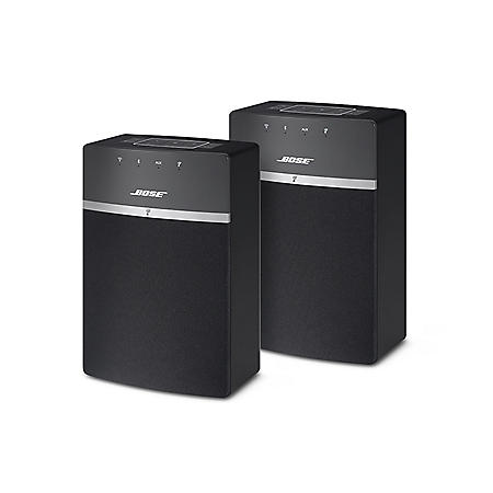 Bose SoundTouch 10 x 2 Wireless Starter Pack - Various Colors