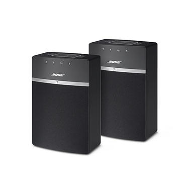Bose Soundtouch 10 X 2 Wireless Starter Pack Various Colors