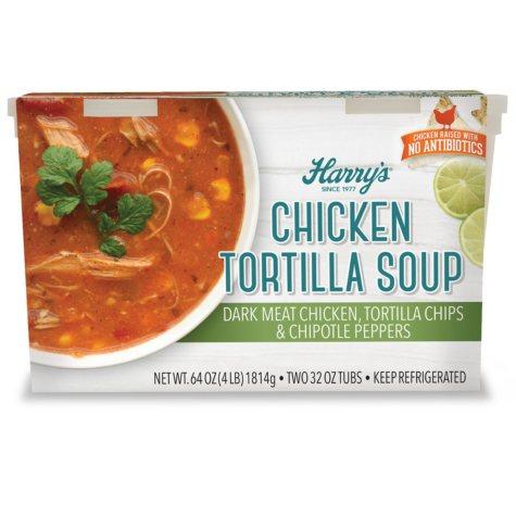 Harry's Chicken Tortilla Soup (4 lbs.)